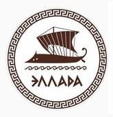 Логотип заведения Эллада