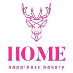 Логотип заведения HOME Happiness Bakery