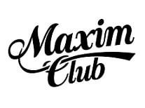 Логотип заведения Максим
