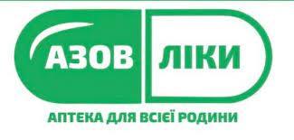 Логотип заведения Азов-Ліки