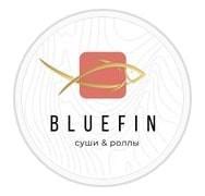 Логотип заведения Bluefin (Блюфин)