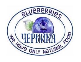 Логотип заведения Черника