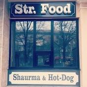 Логотип заведения Str.Food