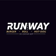 Логотип заведения Runway (Ранвей)