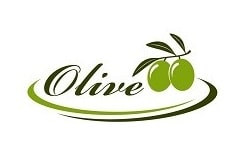 Логотип заведения Олива
