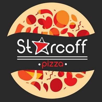 Логотип заведения Starcoff-pizza