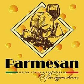 Логотип заведения Parmesan (Пармезан)