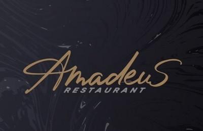 Логотип заведения Amadeus (Амадеус)