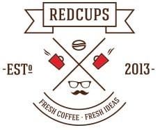Логотип заведения Red Cups