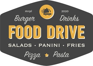 Логотип заведения Food Drive