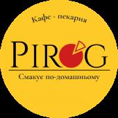 Логотип заведения Pirog (Пироговая)
