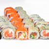 Сет роллов с лососем Okinawa (Окинава)