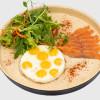 Яичница-глазунья из перепелиных яиц Сыто Дома