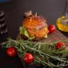 Бургер с курицей Parmesan (Пармезан)