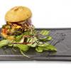 Бургер с мраморной говядиной Зеркальный