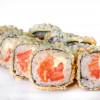 Теплый ролл с лососем Okinawa (Окинава)