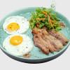 Яичница-глазунья из куриных яиц Сыто Дома