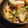 Мидии в сливочно-сырном соусе 7 Goats