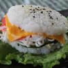 Rice-бургер краб Fish&Rice (Фиш энд райс)