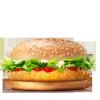 Чикен бургер Амчик