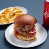 Меню: Бургер + салат Коул-слоу Detroit (Детройт)