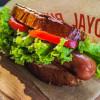 Хот-дог в булочке с баварской колбаской Royal (Роял)