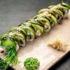 Зеленый дракон Я за суши