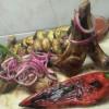Шашлык из баранины Mangal Bar