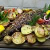 Шашлык из рыбы Mangal Bar