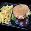 Бургер KIDS + картофель фри Food Drive