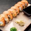 Филадельфия с лососем Я за суши