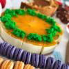 Чизкейк манго-маракуйя HOME Happiness Bakery