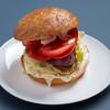 Бургер Овощи + песто (вегетарианский) Detroit (Детройт)