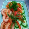 Овощи с грядки Дача