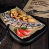 Селедочка с картофелем и луком Чумаков
