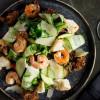 Салат с креветками Stone (Стоун)