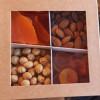 Набор с курагой, манго, фундуком и миндалем Лукум