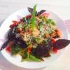 Салат с морепродуктами Mangal Bar