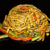 Удон с овощами в устричном соусе MaxFish (МаксФиш)