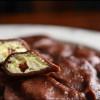 Вареники шоколадные с сыром и шоколадными дропсами Галя Балувана
