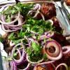 Шашлык из свинины Мангал House