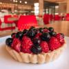 Тарталетка ягодная Хлеб Дю Солей