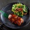 Цыплёнок в глазури с салатом Stone (Стоун)