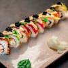 Ролл радуга Я за суши