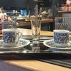 Кофейный турецкий фарфоровый набор Лукум