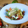 Салат с грушей-карамель Старый Маяк