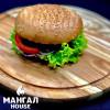 Бургер свино-говяжий Мангал House