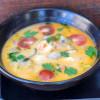 Суп Том Ям с мидиями и креветками (острый) Okinawa (Окинава)