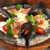 Пицца с морепродуктами Okinawa (Окинава)