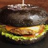 Black Burger Fish&Rice (Фиш энд райс)
